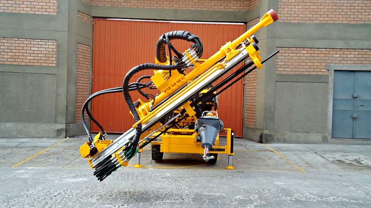 Roof Bolting Machine Roof Bolter Underground Mining