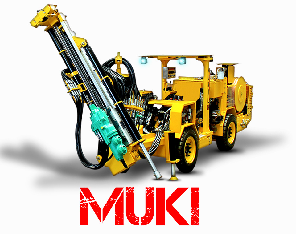 SMP 4210 Wetkret concrete spraying machine